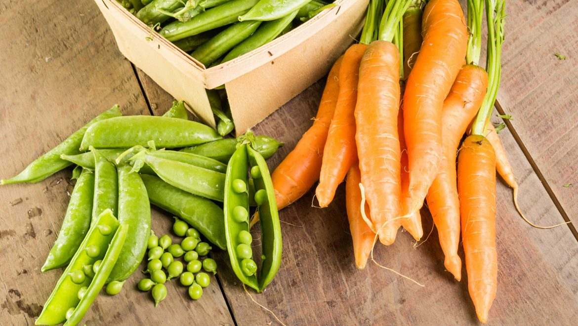 How to harvest carrots for storage